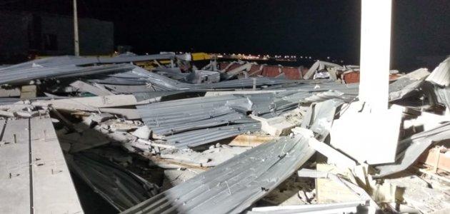 Três trabalhadores perdem a vida durante o ciclone